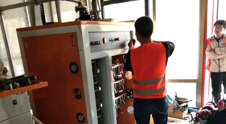 洗衣房专用电蒸汽发生器